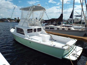 Used Bertram 31 Dive Boat For Sale