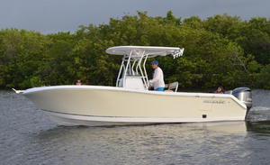 New Release 238 RX Center Console Fishing Boat For Sale