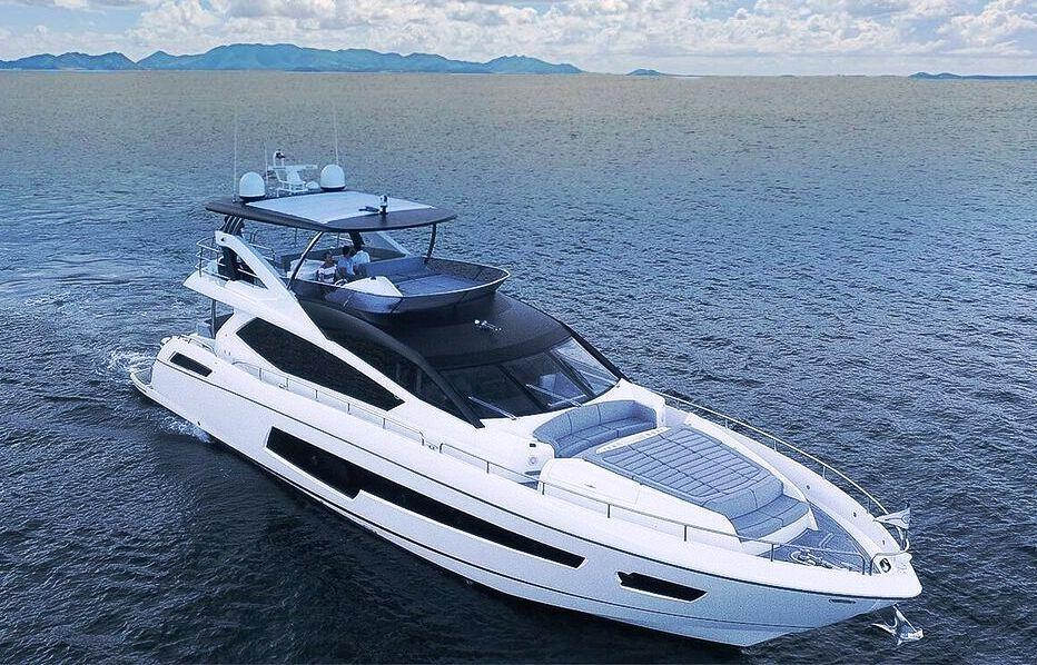 2016 used sunseeker 75 yacht75 yacht motor yacht for sale for Motor yachts for sale in florida