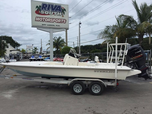 New Sterling 220XS Flats Fishing Boat For Sale