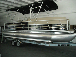New Bentley Pontoon Boat For Sale