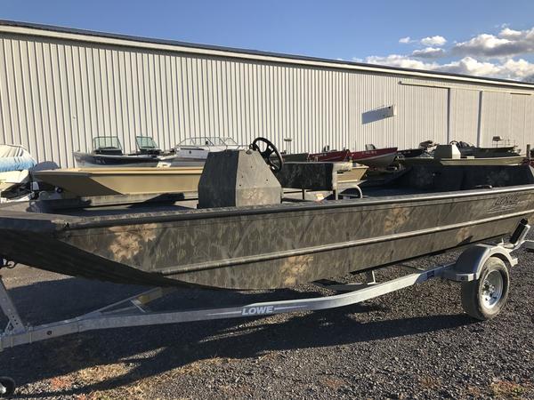 New Lowe ROUGHNECK 1860 PATHFINDER TUNNEL JET - HEAVY DUTY Jet Boat For Sale