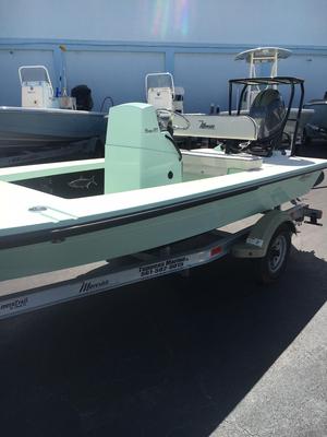 New Maverick 17 HPX-V Flats Fishing Boat For Sale