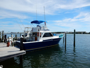 Used Striker 37 Sports Fishing Boat For Sale