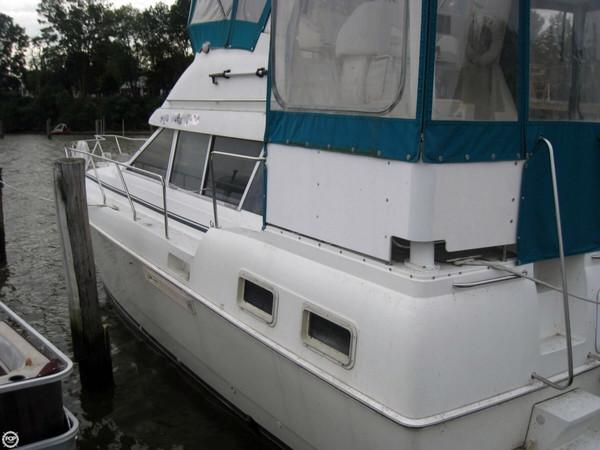 Used Silverton 34 Aft Cabin Motoryacht Aft Cabin Boat For Sale