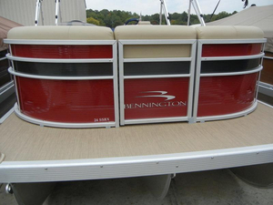 New Bennington 24SSRX Pontoon Boat For Sale