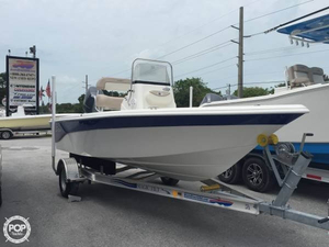 Used Nautic Star 1810 Bay Boat For Sale