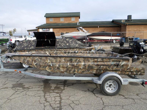 New Excel Boats 1651 SWV4T-G Aluminum Fishing Boat For Sale