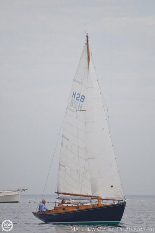 Used Herreshoff 28 Ketch Sailboat For Sale