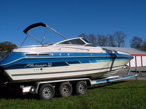 Used Sea Ray Pachanga 32Pachanga 32 High Performance Boat For Sale