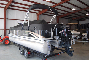 Used Lowe SunCruiser SS 250 Pontoon Boat For Sale