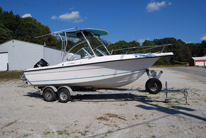 Used Aquasport 215 Dual Console Dual Console Boat For Sale