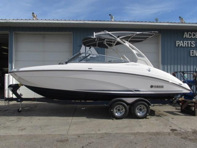 2017 new yamaha 242 limited s e series jet boat for sale