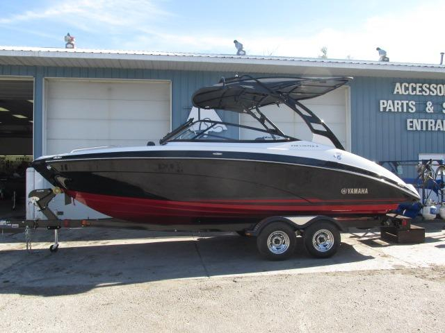 2017 new yamaha 242 limited s e series jet boat for sale for Yamaha 24 boat