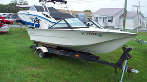 Used Lonestar Run About Runabout Boat For Sale