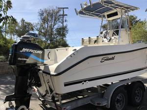 Used Seaswirl Striper 2100 CC Center Console Fishing Boat For Sale