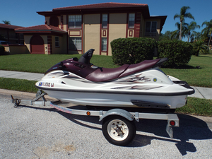 Used Yamaha Waverunner XL 800 High Performance Boat For Sale