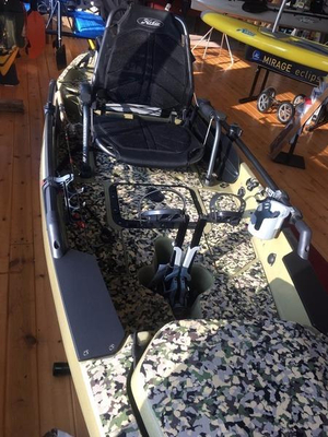 New Hobie Cat Mirage Pro Angler 12 Kayak Boat For Sale