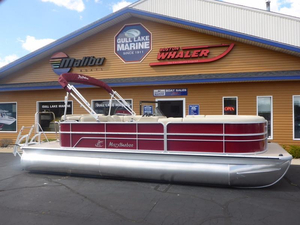 New Misty Harbor 245 Adventure CR Pontoon Boat For Sale