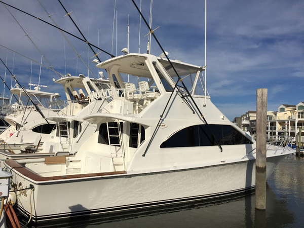 Used Ocean Yachts 48 Super Sport Cruiser Boat For Sale