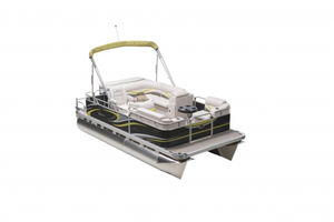 New Qwest Pontoons ADVENTURE7516CR Pontoon Boat For Sale