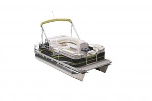 New Qwest Pontoons 7518CRDLXSD Pontoon Boat For Sale
