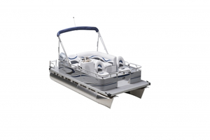 New Qwest Pontoons EDGE7514SP Pontoon Boat For Sale