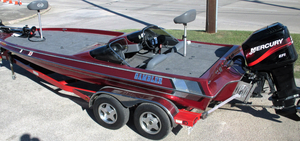 Used Gambler 201DC Bass Boat For Sale