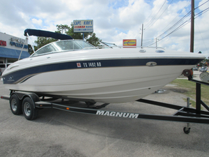 Used Chaparral 220 SSi Runabout Boat For Sale
