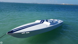 Used Donzi Shelby GT 22 High Performance Boat For Sale