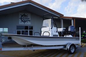 New Shallow Sport 18 Sport Flats Fishing Boat For Sale