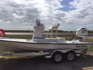 New Gulf Coast 220 Pro Bay Boat For Sale