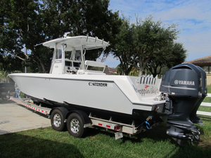 Used Contender 32 ST Saltwater Fishing Boat For Sale