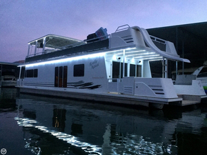 Used Destination Yacht 55 x 16 House Boat For Sale