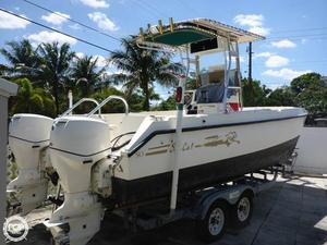 Used Sea Cat SL1 Center Console Power Catamaran Boat For Sale