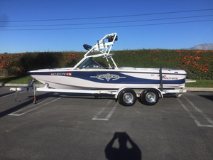Used Nautique Super Air Ski and Wakeboard Boat For Sale