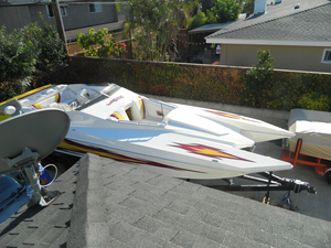 Used Warlock 31 XST High Performance Boat For Sale