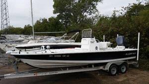 Used Blazer Boats 2220 Fisherman Bay Boat For Sale