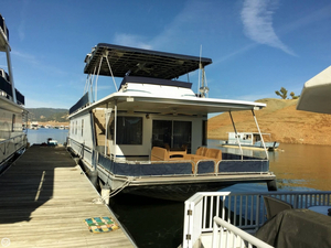 Used Stardust Cruiser 74x16 houseboat House Boat For Sale