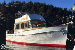 Used Grand Banks Classic 32 Trawler Boat For Sale