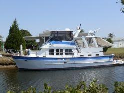 Used Marine Trader 43 Cockpit Motor Yacht Motor Yacht For Sale