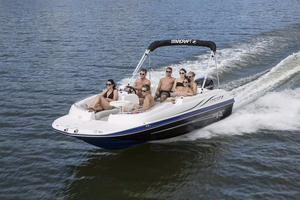 New Starcraft Deck Boat For Sale
