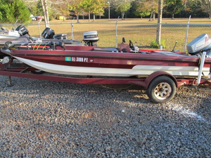 Used Txz VS18 Bass Boat For Sale