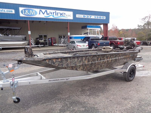 New Excel Boats F4 1751 Jon Boat For Sale