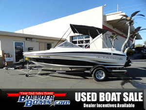 Used Tahoe Boats Q4 SF Ski and Fish Boat For Sale