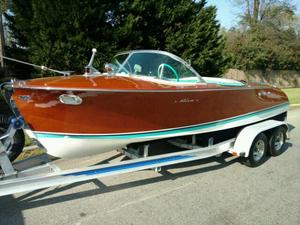 Used Riva Aquarius Ariston Antique and Classic Boat For Sale