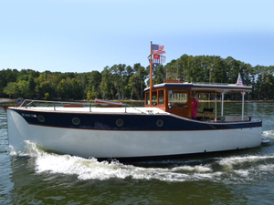 Used Scout Express Antique and Classic Boat For Sale