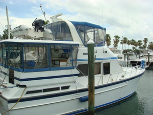 Used Jefferson Trawler 42 Trawler Boat For Sale