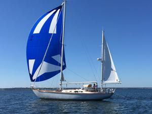 Used Hinckley Yawl Sailboat For Sale