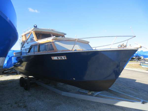 Used Marinette 28 Express Aft Cabin Boat For Sale